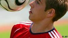 Bundesliga Saison 2006/07 Spielerporträts Philip Lahm FC Bayern München