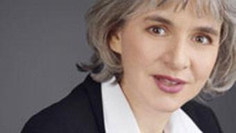 Member of the European Parliament Elisabeth Schroedter