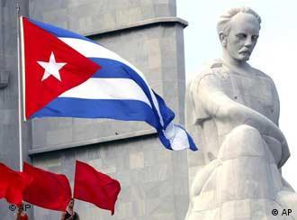 Kubanische Flagge (Quelle: AP)