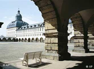 Castelo Friedenstein