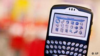 T-Mobile bietet E-Mail-Push-Service Blackberry