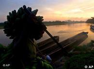 Aborígenes como los miskitos de Nicaragua viven en grandes reservas naturales.