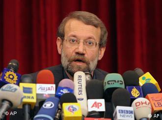 Mediengewandt, kompromisslos, geschickt: Ali Laridschani