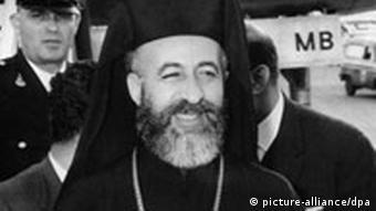 Αρχιεπίσκοπος Μακάριος, ο πρώτος πρόεδρος της Κυπριακής Δημοκρατίας