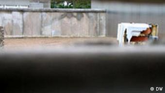Bildreportage Berliner Mauer Mauerraum