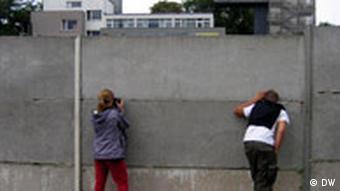 Bildreportage Berliner Mauer