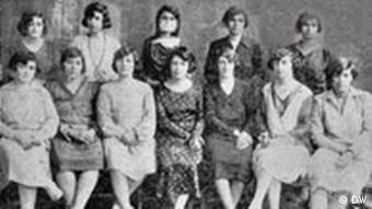 مؤسسان نخستین نهادهای زنان در ایران در اوایل دههی ۱۳۰۰ خورشیدی