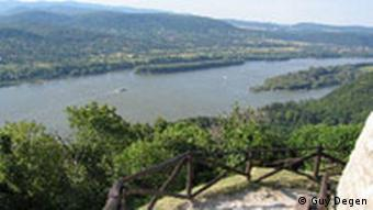 Donau bei Visegard
