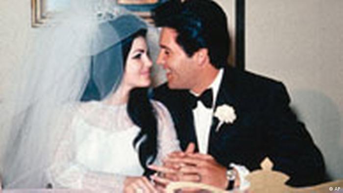 Elvis' Hochzeit