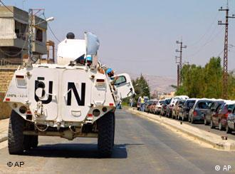 The resolution calls for 15,000 UN peacekeepers to be deployed in Lebanon