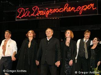 The Threepenny Opera has been the most talked-about play in Berlin this year