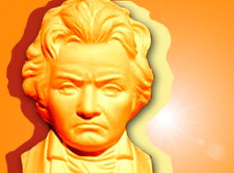 Beethoven captured country scenes in his Sixth Symphony