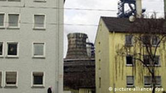 Häuser in Bochum (Quelle: Picture-Alliance / dpa)