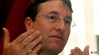 United Nations Environment Program's (UNEP) Achim Steiner