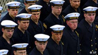 Bundesmarine nach Libanon Marinesoldaten