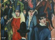 'Cena de Rua Berlinense': obra de Ernst Ludwig Kirchner já influencidada pela vida na metrópole