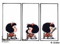 Mafalda, creación de Quino.
