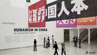 Ausstellung Humanism in China