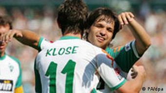 Diego und Klose
