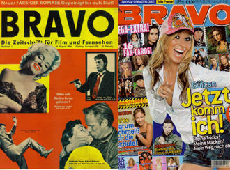 Bravo did not begin as a youth magazine