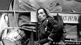 Helene Weigel in Mutter Courage und ihre Kinder
