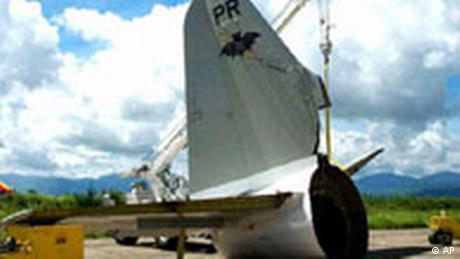 USA Spionage Flugzeug in China (AP)