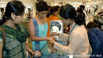 Jewelry is an important part of festivity and shopping in India
