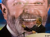 Lula na campanha de 2006