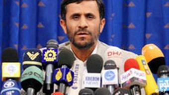 Irans Präsident Ahmadinedschad