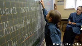 Zwölf Stämme: Befristete Erlaubnis für private Ergänzungsschule