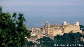 Italien: Latium - Castel Gandolfo für Videobox