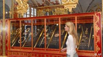 Grünes Gewölbe in Dresden eröffnet