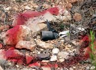 Projétil israelense encontrado no Líbano quatro anos depois do final da guerra