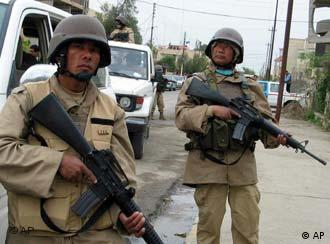 Mercenari in Irak