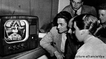 Television, the way it used to be