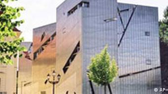 Bildgalerie Holocaust Gedenkstätte Jüdisches Museum in Berlin
