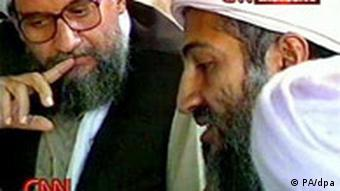 bin laden and a close associate
