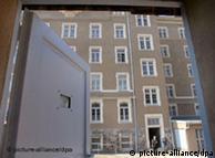 Celda en la antigua cárcel de la Stasi de Bautzen II.
