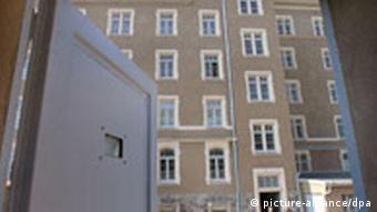 A Stasi prison