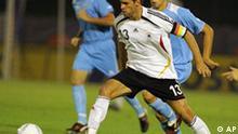 EM 2008, Qualifikation, Deutschland - San Marino