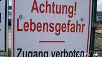 Schilder für Radfahrer in Deutschland, Verkehrssicherheit