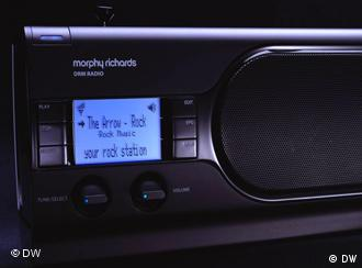 Morphy Richards DRM Digitalradio