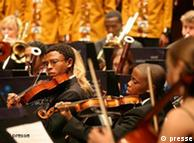 A South African National Youth Orchestra no Beethovenfest 2006
