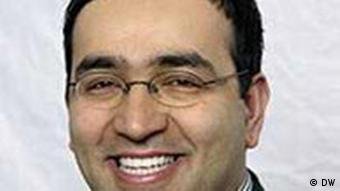 Dr. Omid Nouripour, Bundestagsabgeordneter der Grünen/Bündnis 90