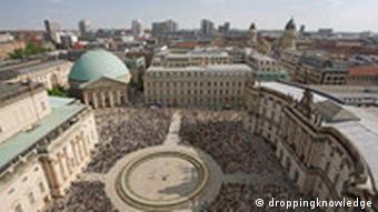Площадь Бебеля в Берлине