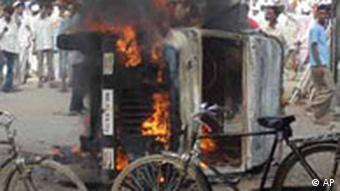 Over 30 people died in twin explosions that ripped through the mainly Muslim town of Malegaon in September 2006