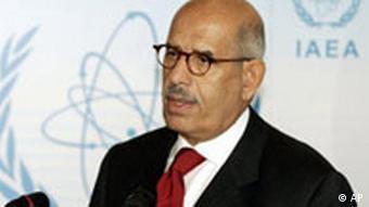 IAEA's Mohamed ElBaradei