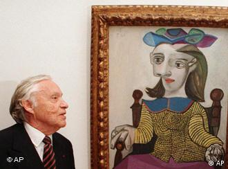 Heinz Berggruen's art collection is considered one of the most important worldwide