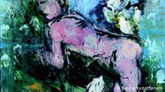Ausstellungstipps vom 13.09.06 - Markus Lüpertz in Wien