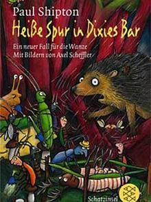 Buchcover: Paul Shipton - Heisse Spur in Dixies Bar